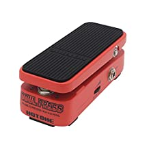 Hotone SP-10 Soul Press WAH/Volume/Expression Multi-Functional Guitar Pedal