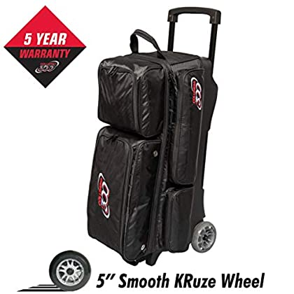 Image of Bowling Roller Bags Columbia 300 Columbia Icon Triple Roller Bowling Bag