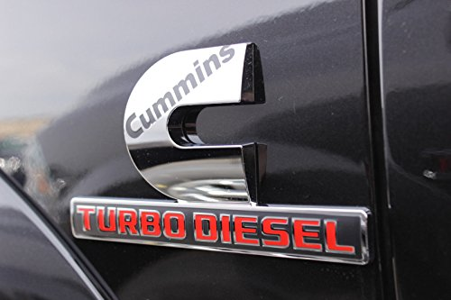 cummins turbo diesel badge - 4