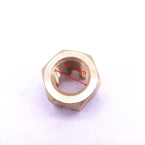 90171-18M04 Propeller Nut Castle for Yamaha 115HP 130HP 150HP 175HP 200HP 225HP 250HP Outboard Engine