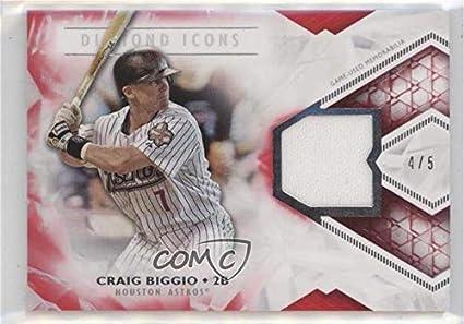Amazoncom Craig Biggio 45 Baseball Card 2018 Topps