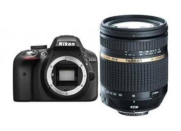 NIKON D3300 + TAMRON AF Objectif 18-270 Di II VC PZD: Amazon ...