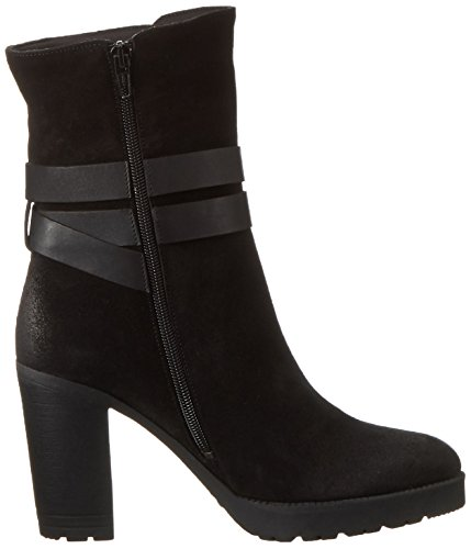 Marc Shoes Alina, Bottines à Doublure Froide Femme Noir (Black 00137)