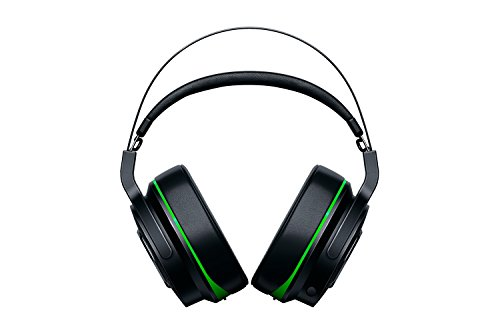 Razer Thresher Ultimate - Xbox One & PC Wireless Gaming Headset - 7.1 Dolby Surround Sound with Retractable Microphone by Razer (Image #1)