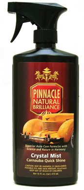 Pinnacle Natural Brilliance PIN-370 Crystal Mist Detail Spray, 16 fl. oz.