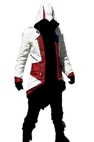Men's Costume Coat Cosplay Jacket Costume Hoodie Jacket