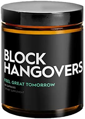 Block Hangovers Feel Great Tomorrow