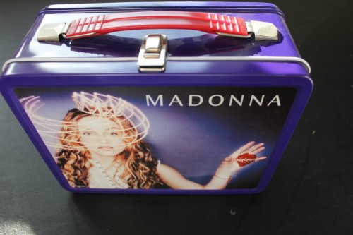 MADONNA LIGHT RETRO NECA PLASTIC