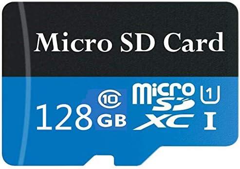 Scheda Micro SD ad alta velocit/à da 128 GB Genericc tablet e altri dispositivi compatibili progettata per smartphone Android classe 10 con adattatore SD incluso