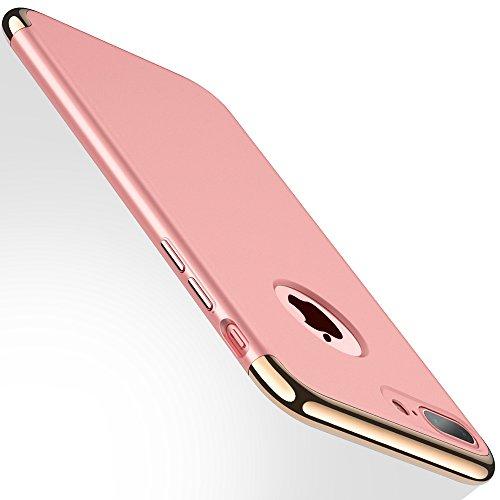 iPhone 7 Plus Case, TORRAS [Lock Series] 3 in 1 Ultra-thin Anti-Scratch...