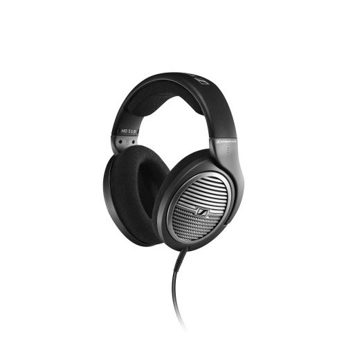 Sennheiser HD 518 Headphones (Black)