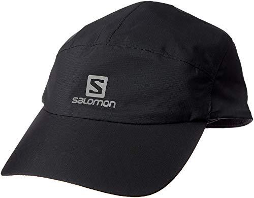 - Salomon Unisex Waterproof Cap, Black, OSFA