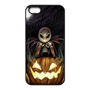 Changetime Best Cool iPhone 5 5S Covers for The Nightmare Before Christmas hard case, The Nightmare Before Christmas phone case show