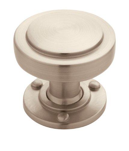 Rochdale Collection (Amerock BP53710G10 Rochdale 1-1/4 in (32 mm) Diameter Satin Nickel Cabinet Knob)