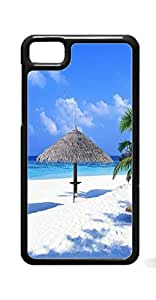 HeartCase Hard Case for Blackberry Z10 Blackberry 10 ( Sunshine Beach )