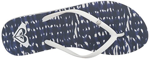 Blue Femmes Tongs Haze Bermuda Roxy qRU6x