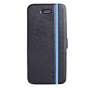 JOE Double Color Flip Pu Flip Cover With Multifuntional Protective