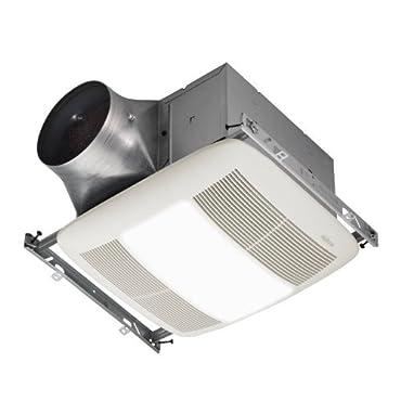 Nutone Ultra X2 Multi-Speed Series 110 CFM Fan/Light/Night Light (ZN110L)