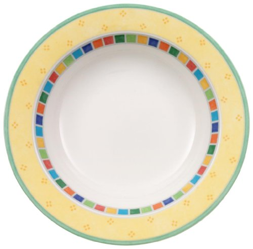 Villeroy & Boch Twist Alea Limone Rim Cereal Bowl