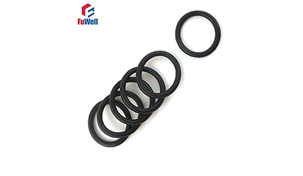 select inside dia, material, pack thickness 5mm Gasket outside diameter 42mm