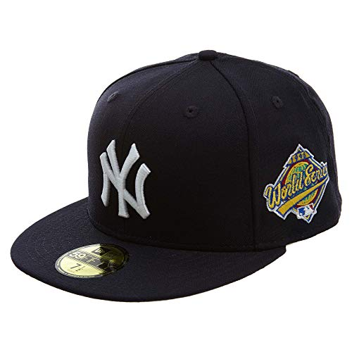 New Era Mlb18 5950 Wool Ws New York Yankee Fitted Hat Style: 11783652-NAVY Size: 7 3/8