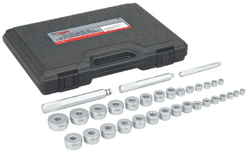 OTC 4410 Metric and Standard Master Bushing Drive Set - 33 Piece