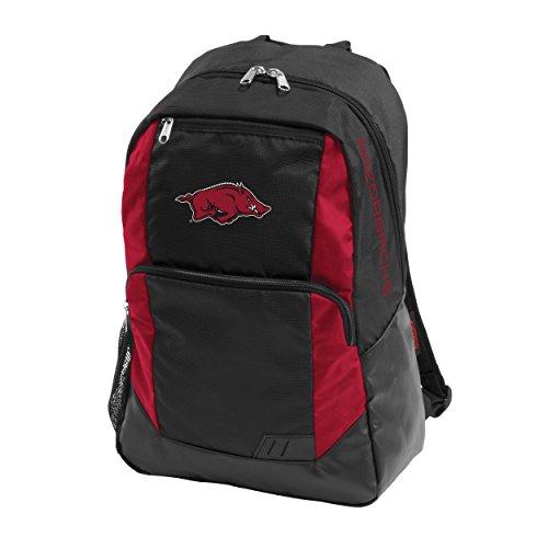 NCAA Arkansas Razorbacks Adult Closer Backpack, Cardinal