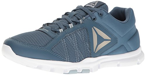 reebok-mens-yourflex-train-90-mt-running-shoe-brave-blue-gable-grey-white-pewter-black-grey-95-m-us