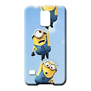 samsung galaxy s5 Ultra Designed skin phone carrying case cover minions