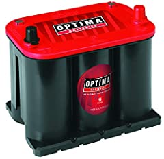 Optima 35 RedTop is designed to deliver high power cranking ability even in harsh weather conditions. This battery is great for heavy use by hot rods and off-roaders with its leak-proof, high power, and starting ability. The unique SpiralCell...