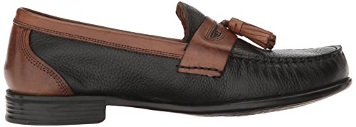 on Men's Black H amp; Slip KvdFEy06JF Loafer Tan Waylan Bass G qpIw0q