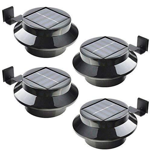 Wss 4 Stuck 4 Leds Solar Betrieben Boden Lichter Aussenlampe