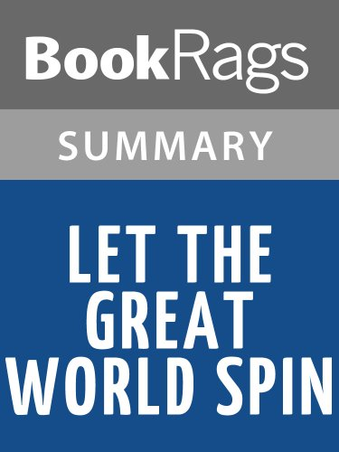 Summary & Study Guide Let the Great World Spin by Colum McCann