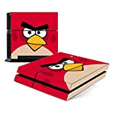 Decorative Video Game Skin Decal Cover Sticker for Sony PlayStation 4 Console PS4 - Angry Birds