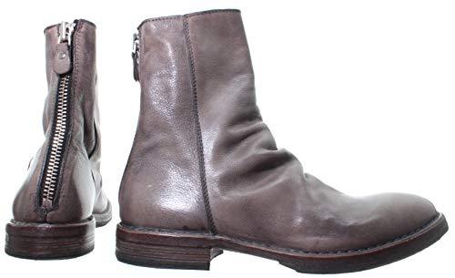 In Boots Donne Bufalo 81802 Moma Fatto Bufalo Shoes 81802 Stivaletti Dell'annata Italia In Delle Ankle Moma Italy Vintage Scarpe Nuova Women's New Made Grigio 1d Di 1d Grigio 4UIdw