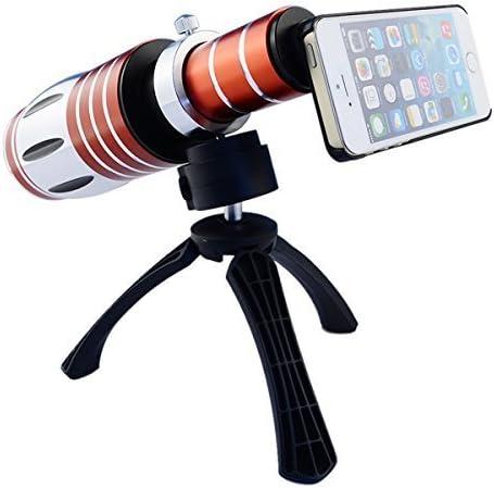 jackleo 50 x HD Smartphone Telescopio Lente para iPhone & Samsung ...
