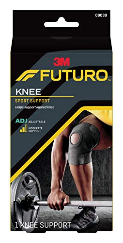 Sport Futuro Knee Support - Futuro Sport Adjustable Knee Support, Moderate Support