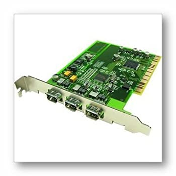 Adaptec FireConnect 4300 Kit: FireWire adapter - PCI - Firewire - 3 ports (Discontinued by Manufacturer)