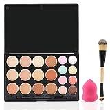 RUIMIO Contour Kit Contour and Highlighting Contour Palette - 20 Colors