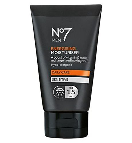 No7 Men Energising Moisturiser 50Ml