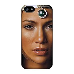 High Quality Jennifer Lopez Tpu Case For Iphone 5/5s