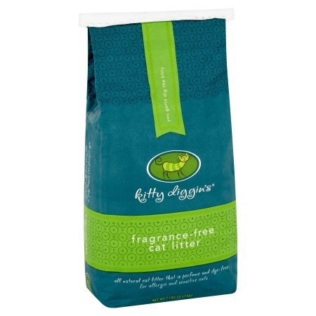 Pack Of 2 Kitty Diggin S Fragrance Free Cat Litter