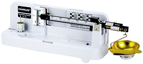 Ohaus 30332167 10-10 Reloading Scale Review