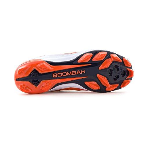 Boombah Da Donna Tacchetti Modellati Endura - 18 Opzioni Di Colore - Più Taglie Navy / Arancione