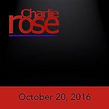 Tiger Woods Radio/TV Program by Charlie Rose, Tiger Woods