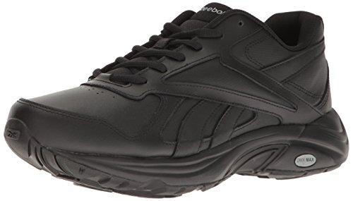 Reebok Men's Ultra V Dmx Max Walking Shoe, black/Flat Grey,