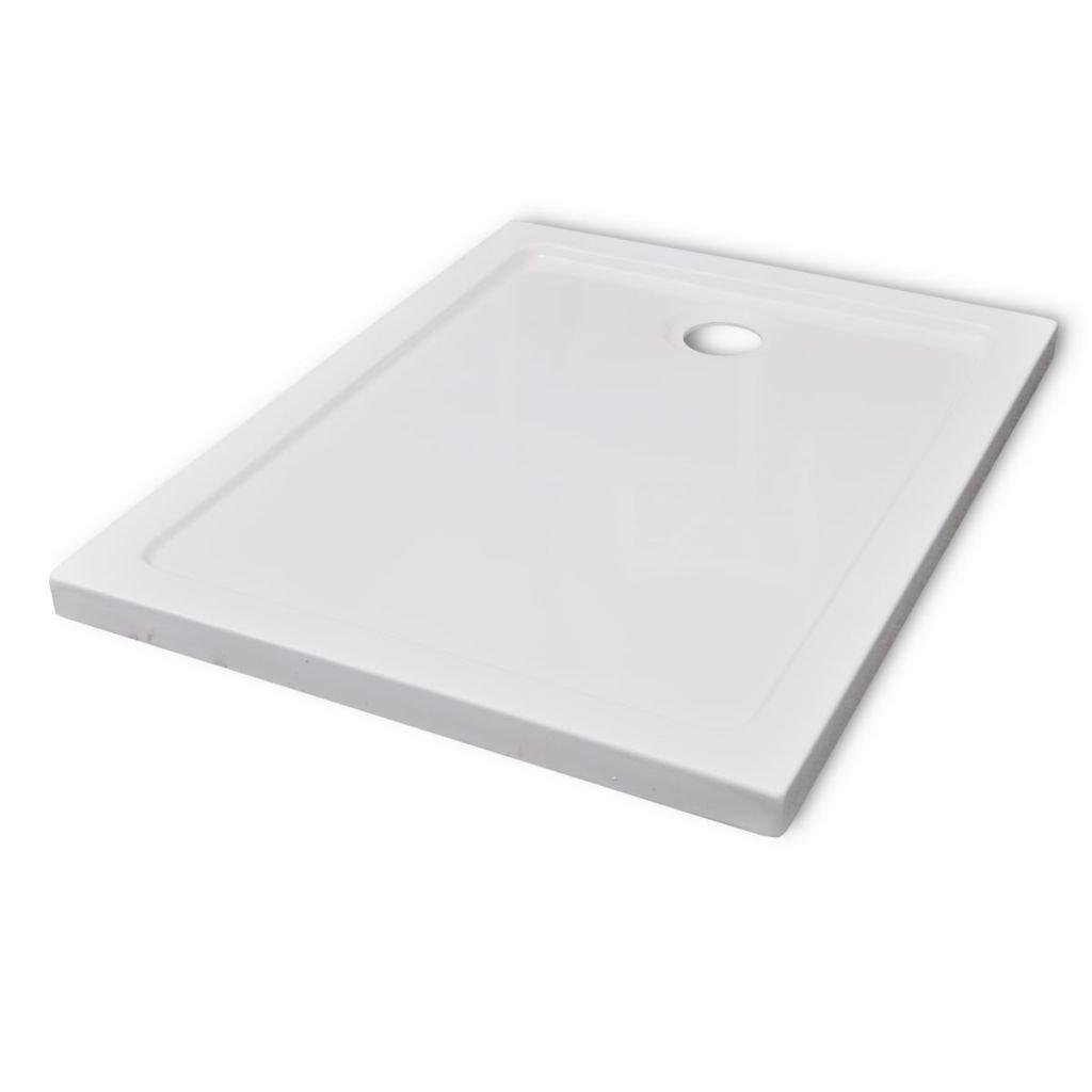 70x90 cm Bianco