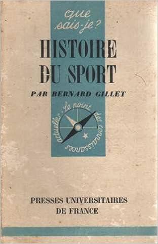 Livres gratuits Histoire du sport. pdf, epub