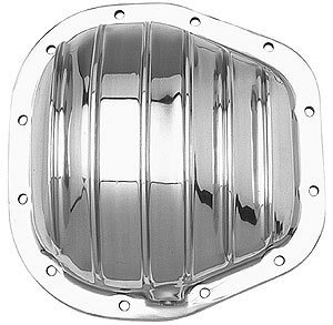 (Trans-Dapt 4830 Polished Aluminum Differential Cover)