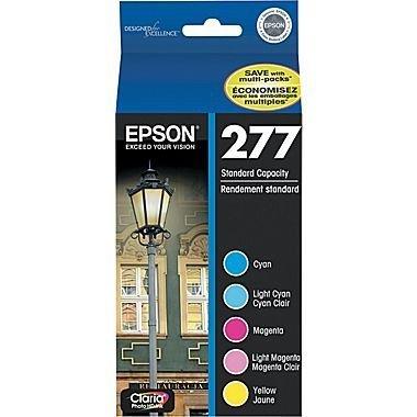 Multi Claria Pack (EPSON T277920 EPSON CLARIA PHOTO HD COLOR MULTI PACK)